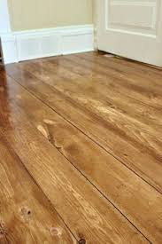 wide plank knotty pine floor gorgeous small town