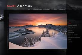 photographers websites landscape photographers a collection of portfolio websites
