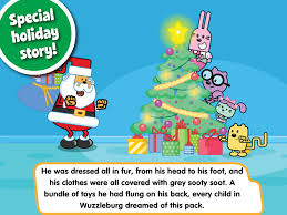 wubbzy u0027s night christmas