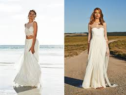 Boho Wedding Dresses Timeless Bohemian Wedding Dresses From Grace Loves Lace Green