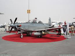 at 6 light attack aircraft beechcraft at 6 light attack aircraft to launch demo tour from dubai