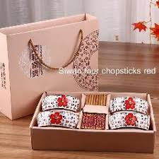 wedding gift japanese japanese dishes suit wind cutlery bowlch opsticks porcelain dishes