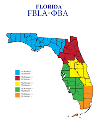 Jacksonville Florida Map by Regional Map