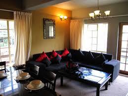 Black Sofa Set Designs Black Sofas Living Room Design Surripui Net