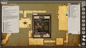 5e mini dungeon 002 hobgoblin lair fantasy grounds