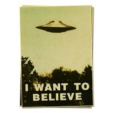 the x files i want to believe print television posters retro