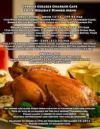 thanksgiving thanksgiving remarkable dinner menu kroger
