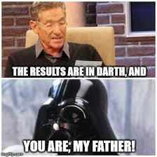 Jerry Springer Memes - image tagged in darth vader jerry springer funny funny memes top