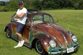 volkswagen wagon 1960 ewan mcgregor is selling his volkswagen beetle on ebay