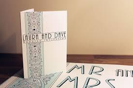 art deco bespoke wedding stationery u0026 invitations