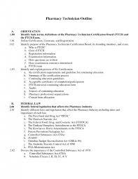 cover letter sample resume for pharmacy technician free sample
