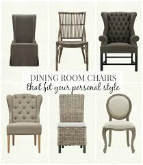 brilliant design dining room chair styles lovely 19 types of
