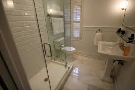 Shower Ideas For Small Bathroom Small Bathroom Ideas With Corner Shower Only Design Home Design