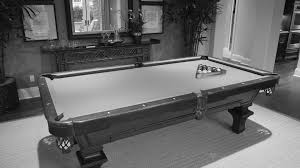 smallest room for a pool table pool table sales and repair tyler big mike s billiards
