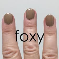 acquarella nail polish foxy by acquarella