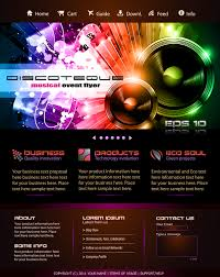 the trend of dynamic website templates 01 vector free vector 4vector