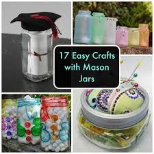17 easy crafts with jars favecrafts