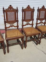 antique dining room chairs amazing on dining room throughout