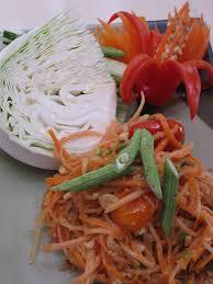 Thai Country Kitchen Hannah U0027s Country Kitchen Thai Papaya Salad
