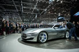 future maserati self driving cars and the consumer electronics show time