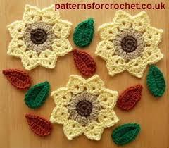 Crochet Designs Flowers Free Crochet Pattern Flower Motif Usa Cq Crochet