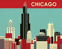 Best 25 chicago poster ideas ch4 live travel