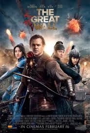 all new movies the great wall 2016 the great wall available on dvd blu ray reviews trailers