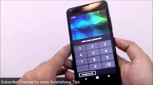 Reset Windows Password Phone | forgot password how to hard reset lumia 640 or any windows phone
