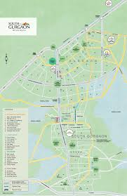 Map Central Park Central Park Flower Valley By Central 2 Bhk Flats 3 Bhk Flats