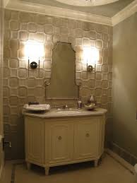awesome powder bathroom vanity sinks using oval undermount basin