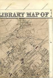 Stanford Maps Stanford U0027s Library Map Of London And Its Suburbs 1878 With