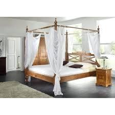 chambre style colonial lit a baldaquin en bois lit a baldaquin chambre a coucher lit en