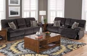 Livingroom Sofas Idaho Collection 2 Piece Living Room Recliner Sofa Set Orange