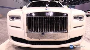roll royce carro 2017 rolls royce ghost series ii exterior and interior
