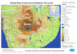 Map Of Sri Lanka Landside Disaster In Central Sri Lanka Oct 2014 Gsi Home Page