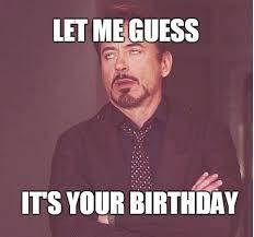 Funny Birthday Meme - birthday memes wishesgreeting