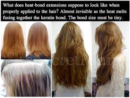 Best Way To Remove Keratin Hair Extensions by Allure Com Clip In Hair Extensions Video