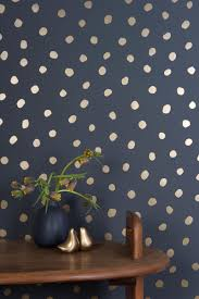 polka dot walls will pop anywhere in your home navy blue navy