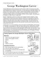 george washington carver little book black history month