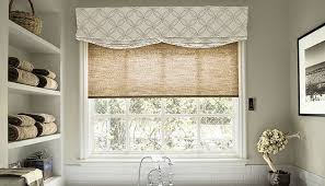 Valance For Bathroom Beautiful U0026 Elegant Custom Roller Shades Made To Match Your Style