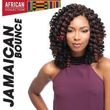 crochet braids hair sensationnel collection jamaican bounce 26 13 crochet