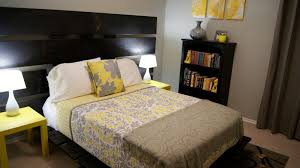 yellow and grey room bedroom yellow and gray bedroom grey room decor blue living ideas