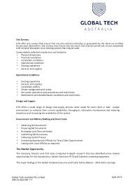 gta company profile april 2015