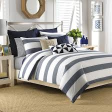 bedroom sophisticated navy comforter with stunning design for