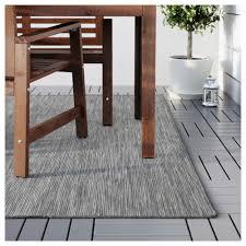 Outdoors Rugs Floor Hodde Rug Flatwoven In Outdoor 6 7 Outdoor Rugs Ikea