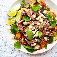 Smothered Lamb Chops Lamb And Feta Couscous Salad My Lovely Little Lunch Box