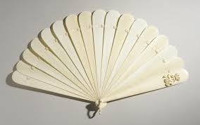fan sticks fans 18th century it accessory beatrix