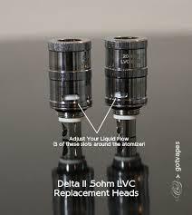 Joyetech Delta 23 Atomizer 6ml joyetech delta i ii myvape e cigarette supplies atomizers