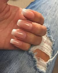 french manicure ombre nails ombre french hair nails makeup