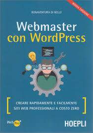webmaster con wordpress bonaventura di bello